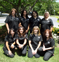 The Staff at Boruchov Orthodontics